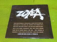 ZOXEA - KOOL SHEN - SALMPLER - RAP OLD SCHOOL!!!!!!!RARE CD PROMO!!!!!!