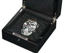 2017 Palau Big Skull High Relief 1/2 Kilo Silver Antiqued Proof $25 SKU50434