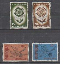 v2452 Niederlande/ CEPT 1964+1965  MiNr 827/28 + 848/49 o