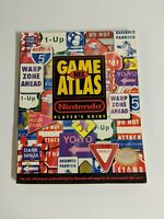 NES Game Atlas Nintendo Player's Guide Official Strategy Guide