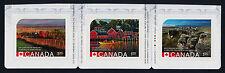 Canada 2740-2 MNH UNESCO World Heritage Sites, Lunenburg