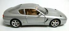 BURAGO Ferarri 456 GT 1992 ARGENTO
