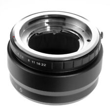 DKL-NEX Adapter For Retina DKL Voigtlander Deckel Lens to Sony E NEX A7 2 Camera