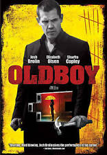 OLDBOY (DVD, 2014) New / Factory Sealed / Free Shipping