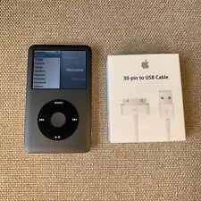Apple iPod Classic 160 GB 7. GenerationSchwarz