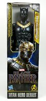 Hasbro Marvel Black Panther 12-Inch Titan Hero Series Action Figure