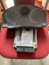 VW GOLF MK5 2.0GTTDI 140 BKD 2006 Ecu And Clocks Stage 1 Remap