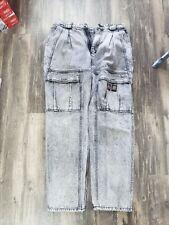 Vintage Lee Cargo Pants 80s Size 31