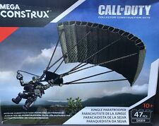 Mega Construx Jungle Paratrooper Call Of Duty DXB59