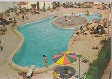 BF22855 rancho hotel piscina autopista de castelldefers spain  front/back image