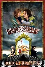 The Imaginarium Of Doctor Parnassus movie poster (a) Heath Ledger poster