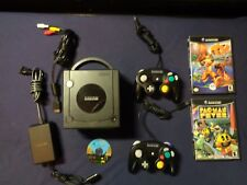 NINTENDO GAME CUBE GAME CONSOLE & CONTROLLERS & GAMES