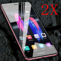 1/2Pcs 9H Premium Tempered Glass Screen Protector Film For Huawei Mate 10/10 Pro