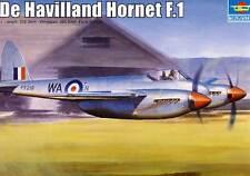 Trumpeter DE Havilland Hornet F.1 Decals für 2 Versionen - 1:48 Modell-Bausatz