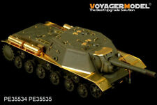 PE for Soviet SU-152 basic (For Bronco ), 35534, VOYAGERMODEL 1/35