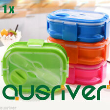 Silicone Square Tupperware Lunchboxes & Bags