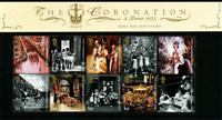 Presentation Pack #347 QE THE CORONATION 2 JUNE 1953 / 2003 UK ROYAL MAIL STAMPS