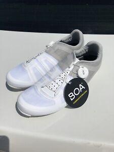 pearl izumi women's attack road shoes BOA NEW women's 8.5 us/40 EU