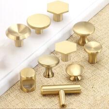 Möbelgriff Möbelknopf Möbelknöpfe Möbelgriffe Schubladen Schrank Chrom Gold DE