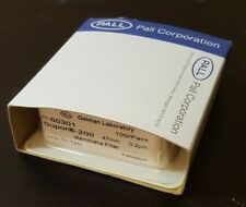Pall Corporationgelman Laboratory Supor 200 47mm 02um Membrane Filters 60301