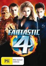 Fantastic Four (DVD, 2007)