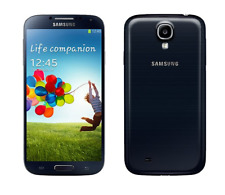 BLACK Samsung Galaxy S4 GT-I9500 - 16GB 13MP - Unlocked Android Teléfono Celular