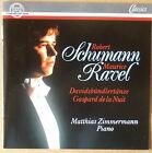 Matthias Zimmermann - Schumann Davidsbündlertänze op.6 - Ravel Gaspard - CD neu