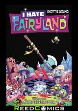 I HATE FAIRYLAND VOLUME 4 SADLY NEVER AFTER GRAPHIC NOVEL Collects #16-20