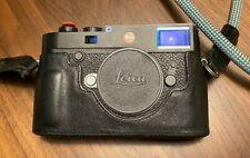 Leica M10 Digital Rangefinder Camera - Black - Lightly Used w/ Leica Accessories