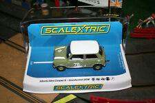 Scalextric: Morris Mini Cooper S Goodwood 2018 Artnr. C4059