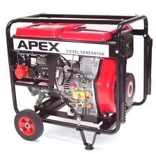 E-Start Diesel Stromerzeuger Gen...