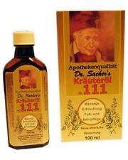 Dr. Sachers Massageöl Kräuteröl Massage Fuß Beinpflege Erfrischung