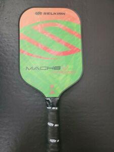 Selkirk Vanguard Hybrid Mach6 Lightweight Pickleball Paddle Electrify