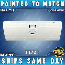 NEW *Painted YZ Z1 White* Tailgate Shell for 2008-2016 Ford F250 F350 Super Duty
