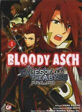 GP PUBLISHING TALES OF THE ABYSS JADE'S SECRET MEMORIES 1-2 + BLOODY ASCH 1-2