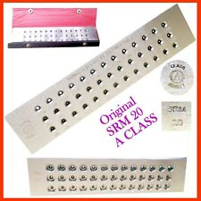 Drawplate Tungsten Carbide 39 Hole 2.80~0.26 Wire Draw Plate SRM 20 A CLASS
