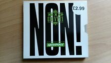 Big Country Non! Limited Edition 4 Track CD In Picture Slipcase With Poster
