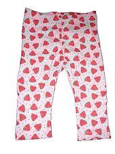 NEU Lupilu tolle Legging Gr. 62 / 68 rosa-rot mit Wassermelonen Motiven !!