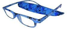 Mr.Reading Glasses [+3.50] 1 Plastic Frame Design Reader Match Pouch Women 3.50