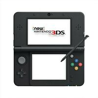 Nintendo Japan DS 3ds Game Console System Black Japanese MINT NEW