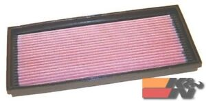 K&N Replacement Air Filter For VOLVO 240 & 300 SERIES 33-2538