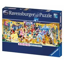 Disney Panoramic 1000 Piece Jigsaw Puzzle