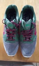 Asics Gel Saga Xmas LTD EDT UK 10.5 Nuovo di Zecca