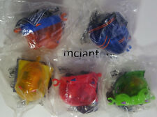 MIP SET 5 Sonic Drive In 2001 WACKY PACK EXPRESS Fast Food Train Engine Toys
