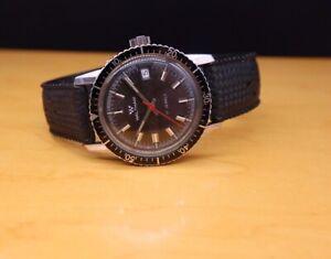 Waltham 17 Jewel Dive Watch 1970s