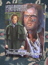 Little Shoppe of Horrors # 38 w/ fold out poster  Uncirculated  Frankenstein
