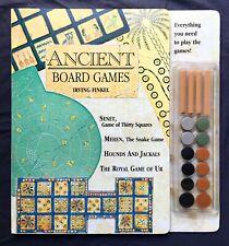 Ancient Board Games - Irving Finkel