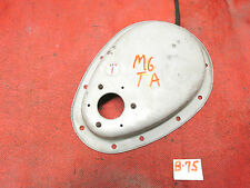 MG TA, Original Engine Front Timing Cover, VGC!!