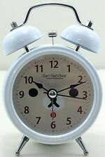 Silent San-X Rilakkuma Bear Kids Boys Girls Twin Bell Alarm Clock with Light