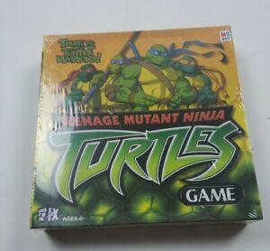 TMNT Teenage Mutant Ninja Turtles Board Game 100% Complete MB 2003